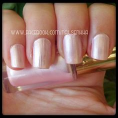 L'oreal Paris Color Riche 207 Babydoll #loreal #pink #swatch #swatches #notd #picoftheday #beauty #followme #nails #like #nofilter #cute #beatiful #pretty #fashion #nailspolish #polish #nailideas #manicure #nailartclub #nailartadict #cutepolish #cool