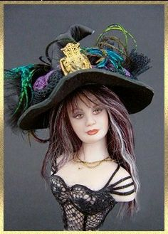 how to: sorceress hat