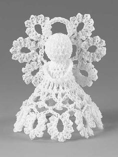 6 beautiful angels are included in this pattern each is stitched seasonal crochet patterns 6 beautiful angels are included in this pattern each is stitched using size 10 cotton thread they make nice treasured gifts dt1010fo