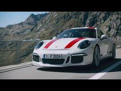 Porsche 911 R (2016-2017) - фото, цена, технические характеристики
