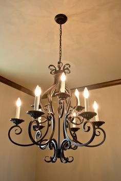 Beacon Homes: Traditional dining chandelier Dining Chandelier, Beacon Lighting, Remodeling Ideas, Light Fixtures, Homes, Ceiling Lights, Traditional, Home Decor, Style