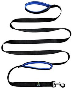 Dog Leash 2 Handles-QOL TOP- Dog Training Leash-Extra Long 8ft Lead -Dual Padded Handles for Medium Dog or Large Dog-Heavy Duty-Pet Supplies for Dogs Leashes - http://www.exercisejoy.com/dog-leash-2-handles-qol-top-dog-training-leash-extra-long-8ft-lead-dual-padded-handles-for-medium-dog-or-large-dog-heavy-duty-pet-supplies-for-dogs-leashes/fitness/