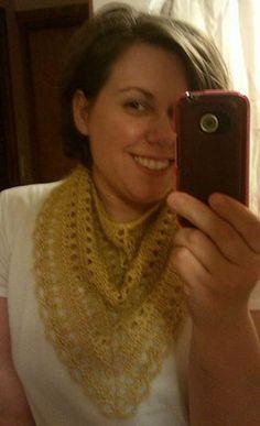 Shawls, shawls and more shawls!