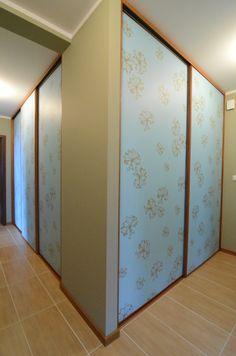 http://www.yotka.pl/, wardrobe with laminate fronts, szafa z drzwiami przesuwnymi, na frontach laminat. YOTKA - wyposażenie wnętrz meble