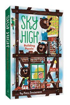 Puzzle+%84Sky+High+Building%931%2C8+m+langer+Puzzle-Spass%21