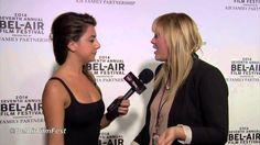 Elena Esovolova, Bel Air Film Festival 2014, Nicole Brajer
