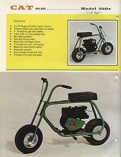 1960's  mini bikes   ... minibike for sale mini bike community vintage 1960 s rupp mini bike