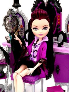 R.Q. Ever After High
