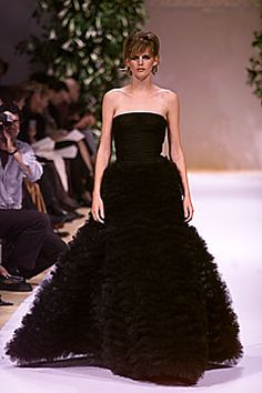 Balmain | Spring 2001 Couture Collection