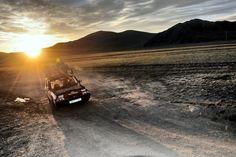 """Drumurile din Mongolia nu au oprit """"Miorița"""" din drumul ei spre Ulaanbaatar"""