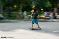 Longboard Otang FreeRide Slide Fest 2011 by jesus mier, via Flickr #longboarding