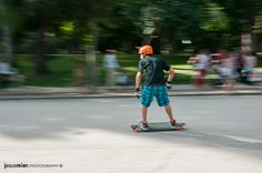 Longboard Otang FreeRide Slide Fest 2011 by jesus mier, via Flickr #longboarding