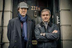 Nuova Immagine per Sherlock! - AllOn.It
