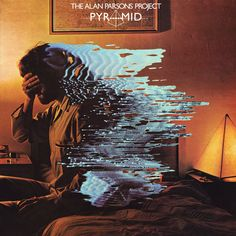 This is The Alan Parsons Project Pyramid vinyl record album. The pictures are of the album cover. It is recorded on Arista Record Label 4180 in There Cover Art, Lp Cover, Glitch Kunst, Glitch Art, Rock N Roll, Musik Illustration, Alan Parsons Project, Vinyl Record Collection, Music Album Covers