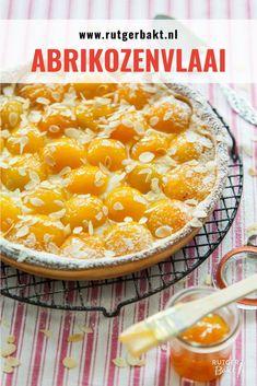 Dutch Recipes, Tart Recipes, Sweet Recipes, Custard Desserts, Just Desserts, Fruit Flan, Sweet Pastries, High Tea, Cake Cookies