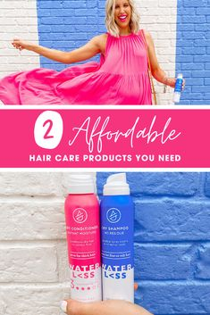 I've been upping my self-care product game lately and I found an affordable way to have a great hair day everyday! These products help me extend my wash days AND protect my hair! After all, your hair is like a crown you wear everyday! #greathairday #affordablehaircare #selfcareproducts #haircare #wearyourhairlikeacrown