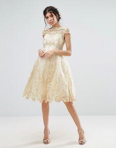 716cd554c5a1 A9a306 chi chi london koronkowa sukienka 38 j00