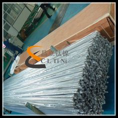 ASTM B338 Gr2 titanium pipe  Skype: coco521187 coco@bjchangli.com.cn