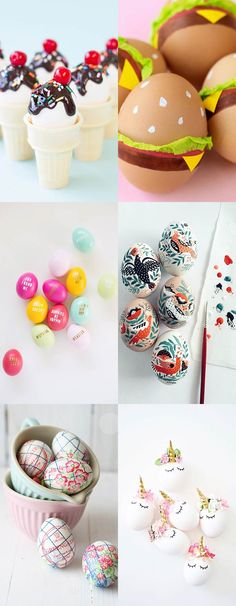 18 Creative Decorating Ideas For Instagram-Worthy Easter Eggs - Wilkie Blog!