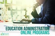 Here's how to advance you from classroom to administration. Educational Administration, Educational Leadership, We Are The Ones, Online Programs, Schools, Language, Classroom, Teacher, Technology