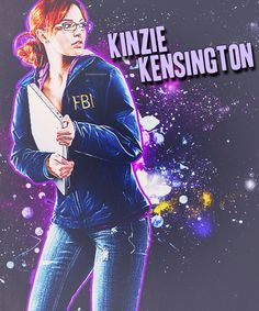 Kinzie - Saints Row (so going to romance her in Saints Row 4)