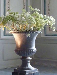 Floral designer Tage Andersen's Gunillaberg.
