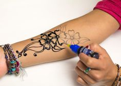 Henna Designs | The Fun and Easy Way With Stencils