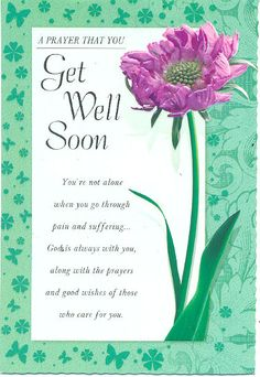 A get well blessing greeting card pinterest cards christian and get well cards get well cards exporter manufacturer supplier m4hsunfo