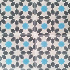 Mosaico Hidráulico/Encaustic Cement Tiles Mod. 246B Mudejar