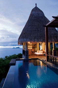 Maia Luxury Resort- Seychelles