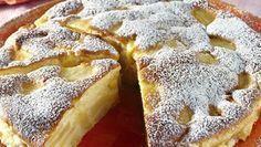 Poppy seed cake with vanilla cream and chocolate (delicious cake, tastes delicious, always succeeds) - Backen - Kuchen Apple Desserts, Italian Desserts, Apple Recipes, Sweet Recipes, Baking Recipes, Delicious Desserts, Cake Recipes, Dessert Recipes, Italian Cake