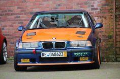 BMW e36 323ti Ringtool Drifttool Funtool DMSB Tracktool Slalom