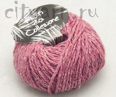 Fog Tweed - Filati da Collezione 60% кашемир, 20% вискоза, 15% хлопок, 5% нейлон  50г/75м 450р