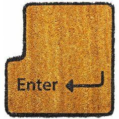 Doormat - Enter
