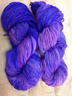 2 ply sock yarn October 2014 Princess