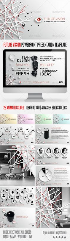 1000+ images about // PPT Template Ideas on Pinterest | Best ...