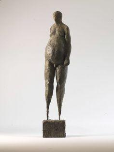 Anthony Abrahams :: Standing man