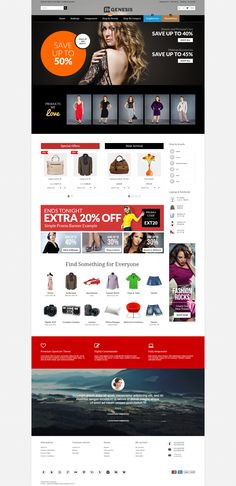R.Gen - OpenCart Modern Store Design with endless possibilities