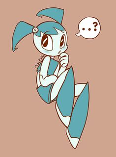 my life as a teenage robot! Does anybody else remember this show?