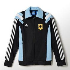 2014 Brasil World Cup Adidas Argentina 2014 Men's Original TT Jacket #adidas #Argentina eBay top rated seller, shop with confidence