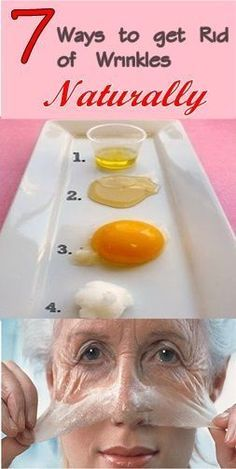 how to get rid of wrinkles Fast and Naturally