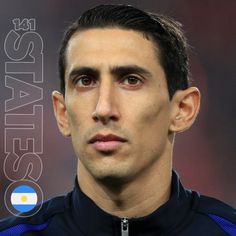 14 FEB Angel Di Maria Country: Argentina 🇦🇷 Profession: professional soccer player Like or share to show support. - Number 141 #AngelDiMaria #Birthday #OnThisDay #TodayInHistory #Anniversary #Soccer #Football #PSG #ParisSaintGermain #DiMaria Professional Soccer, Breaking News Today, Today In History, English News, Live News, Psg, Soccer Players, Anniversary, Football