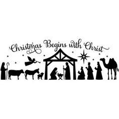 Silhouette design store view design 161554 santa merry - Weihnachtsfenster vorlagen gratis ...