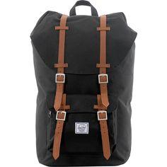 Herschel Supply Little America Black Backpack at Zumiez : PDP $89.95