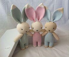 Trio of bunnies