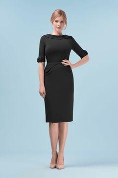 9472779c Hollywood Mid Sleeve Pencil Dress The Pretty Dress Company, Pencil Dress,  Pretty Dresses,