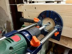 DIY woodworking vise: 11 steps (with pictures) Steel C Type Clip Vise Grip Locking Plier Multi-function Woodworking Clamps woodworking ****SOLD**** Bandsaw box made from zebra,… Diy Woodworking Vise, Woodworking Epoxy Resin, Woodworking Software, Youtube Woodworking, Woodworking Videos, Woodworking Furniture, Workbench Vise, Woodworking Christmas Gifts, Wood Projects For Beginners