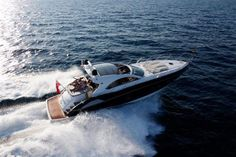 Sunseeker Predator 54, seats 6