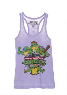 47fb8efa8b0d6 Teenage Mutant Ninja Turtles Tank Top  Clothes  Tanks  Tops  TankTops  TMNT