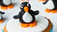 Learn how to make cute fondant animals with Howcast